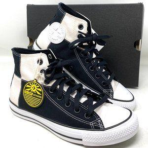 Converse Chuck Taylor AS High Top Canvas Black M